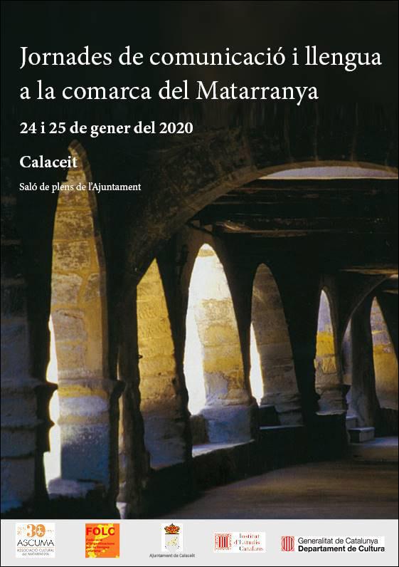 Jornades de comunicació i llengua a la comarca del Matarranya