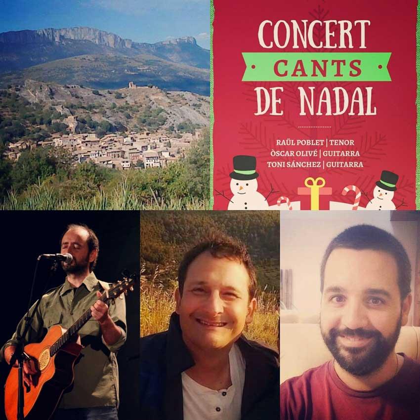 Concert a Areny pro Espluga de Francolí