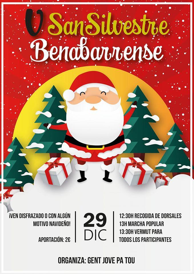 Activitats de desembre i festes de Nadal a Benavarri