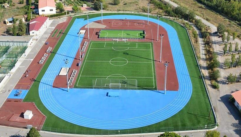 La Ciutat de l'Esport de Fraga amplia l'horari