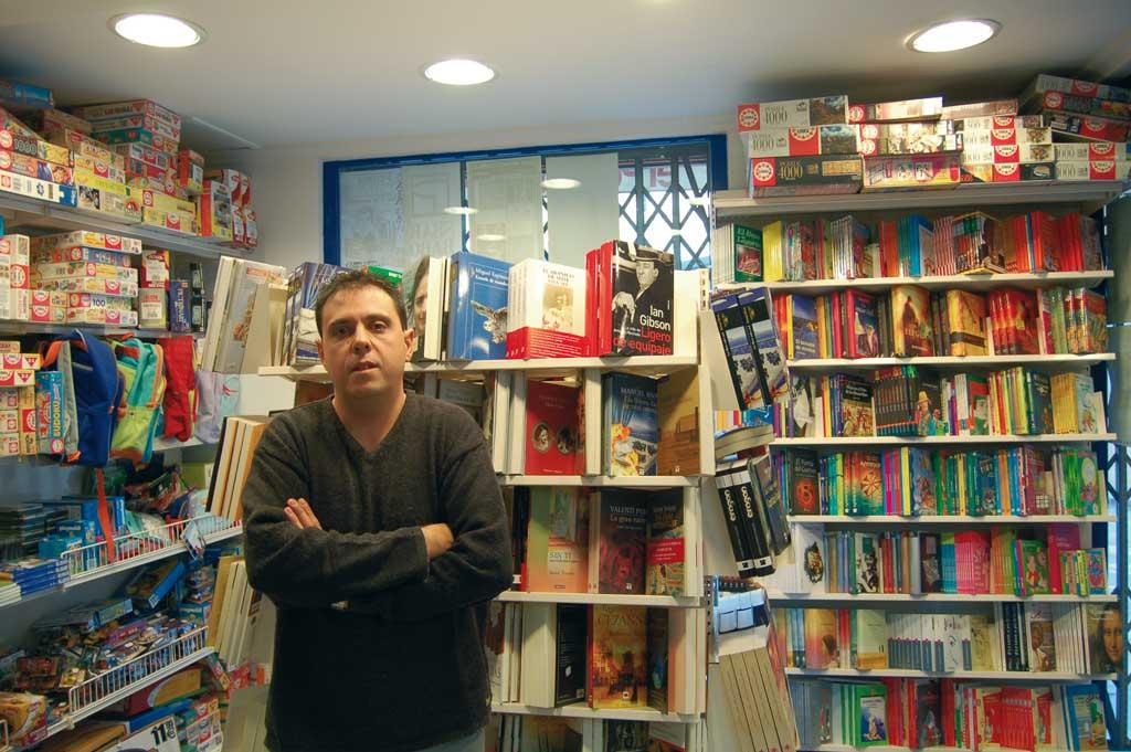 Octavi Serret, llibreter i activista cultural