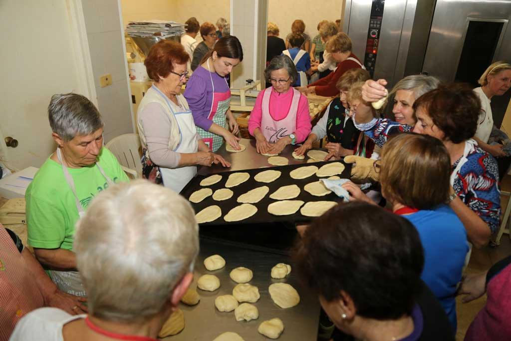 A Mequinensa, les Comissions de Sant Blas i de Santa Àgueda preparen les festes