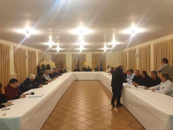 Comissió Consultiva d'Alcaldes de la comarca de la Ribagorça