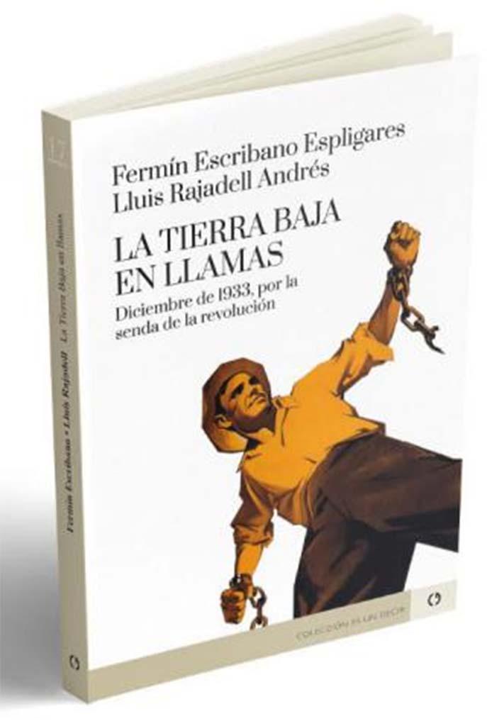 Lluís Rajadell a Vall-de-roures amb 'La Tierra Baja en llamas'