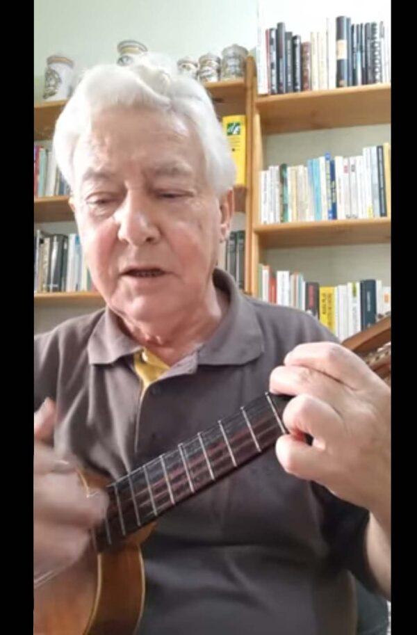 Música confinada de Joan Artigas i Àngel Villalba