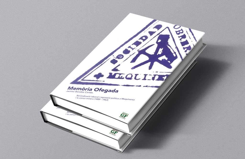 L'IEBC publica un llibre que recupera la memòria minera i reivindicativa de Mequinensa