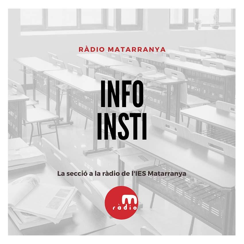 Info Insti, un programa de Ràdio Matarranya