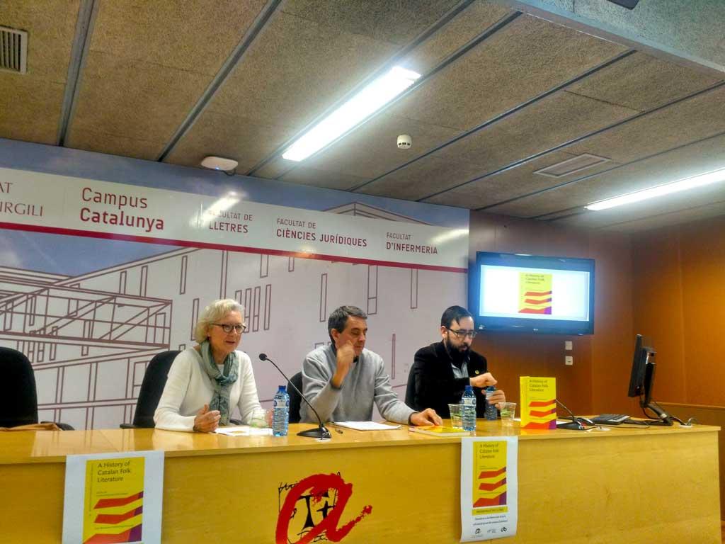 La literatura popular catalana  dins d'un projecte internacional*