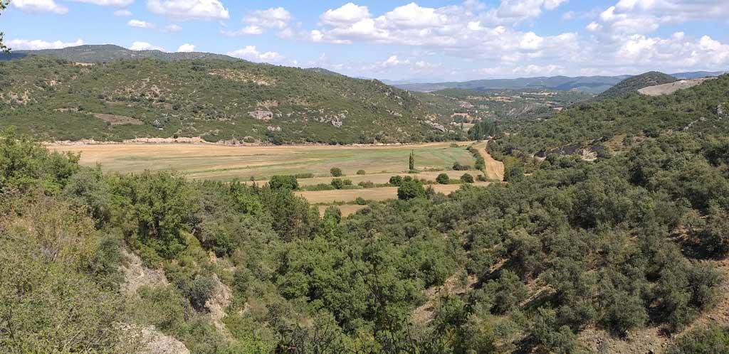 Crònica d'un passeig geològic entre Estopanyà i Estanya (i viceversa)