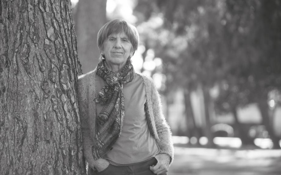 La professora Carmen Castán, premi Chuana Coscujuela 2020