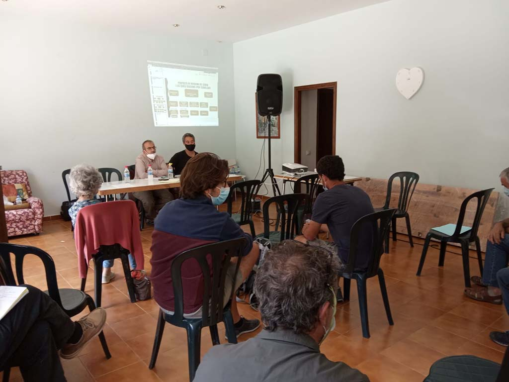 Assemblea general del CERIb (Centre d'Estudis Ribagorçans)