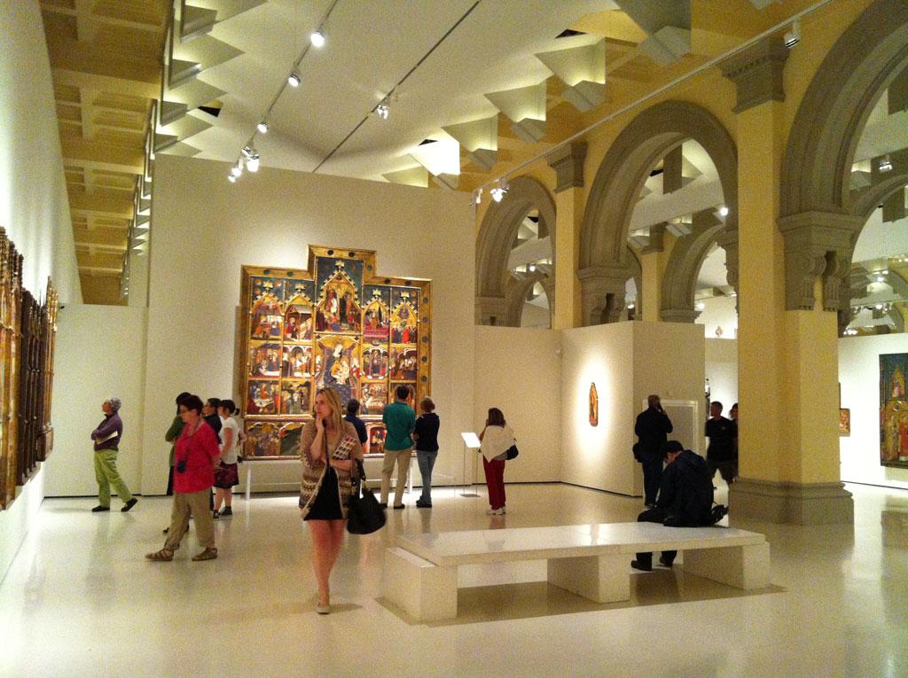 La soledat dels museus*