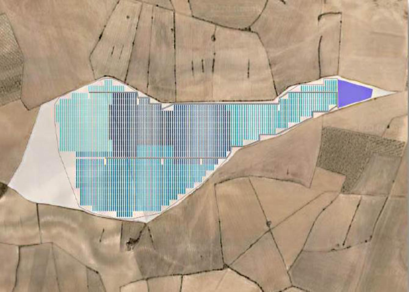 Fraga tindrà el 2021 una planta fotovoltaica*