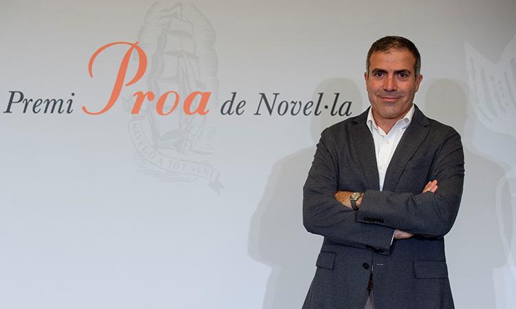Francesc Serés guanya el II Premi Proa de novel·la