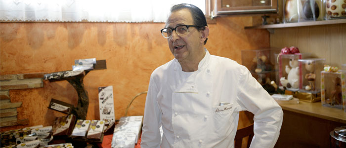 Mor per Covid el mestre xocolater vinculat a Benavarri Lluís Morera