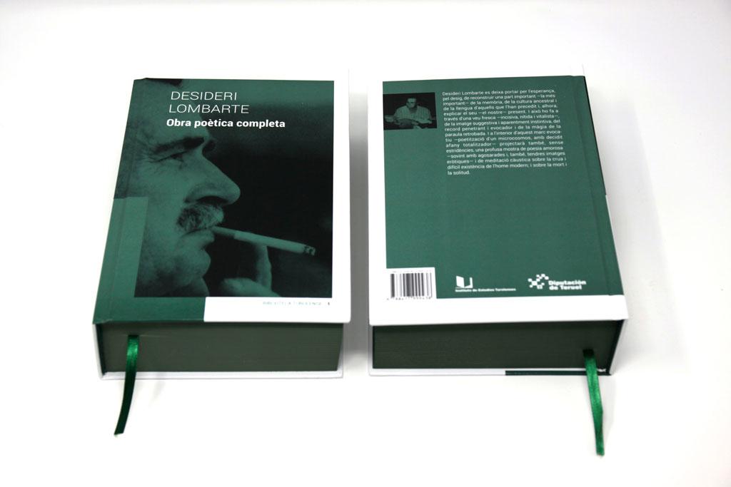 Presentació de l'«Obra Poètica Completa» de Lombarte a Barcelona