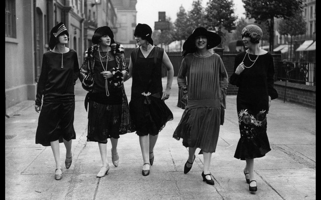 Les noies dels anys vint*