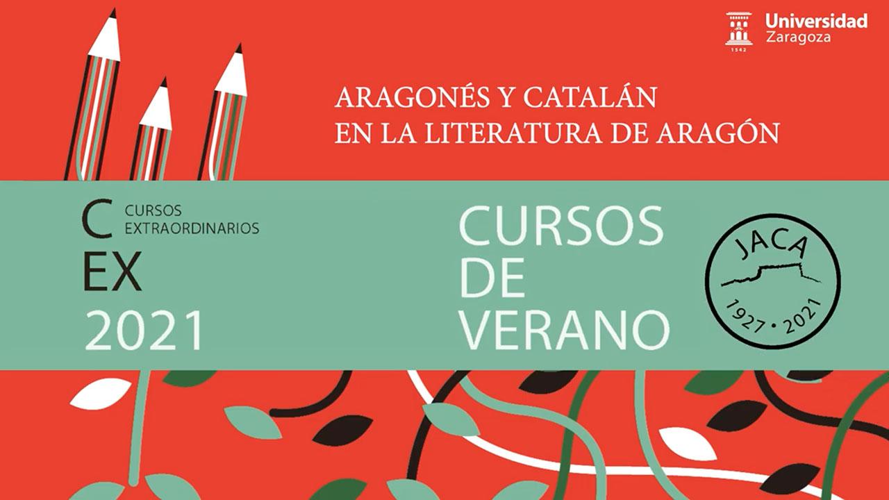 Curs extraordinari de la Universitat de Saragossa «Aragonès i català a la literatura d'Aragó»