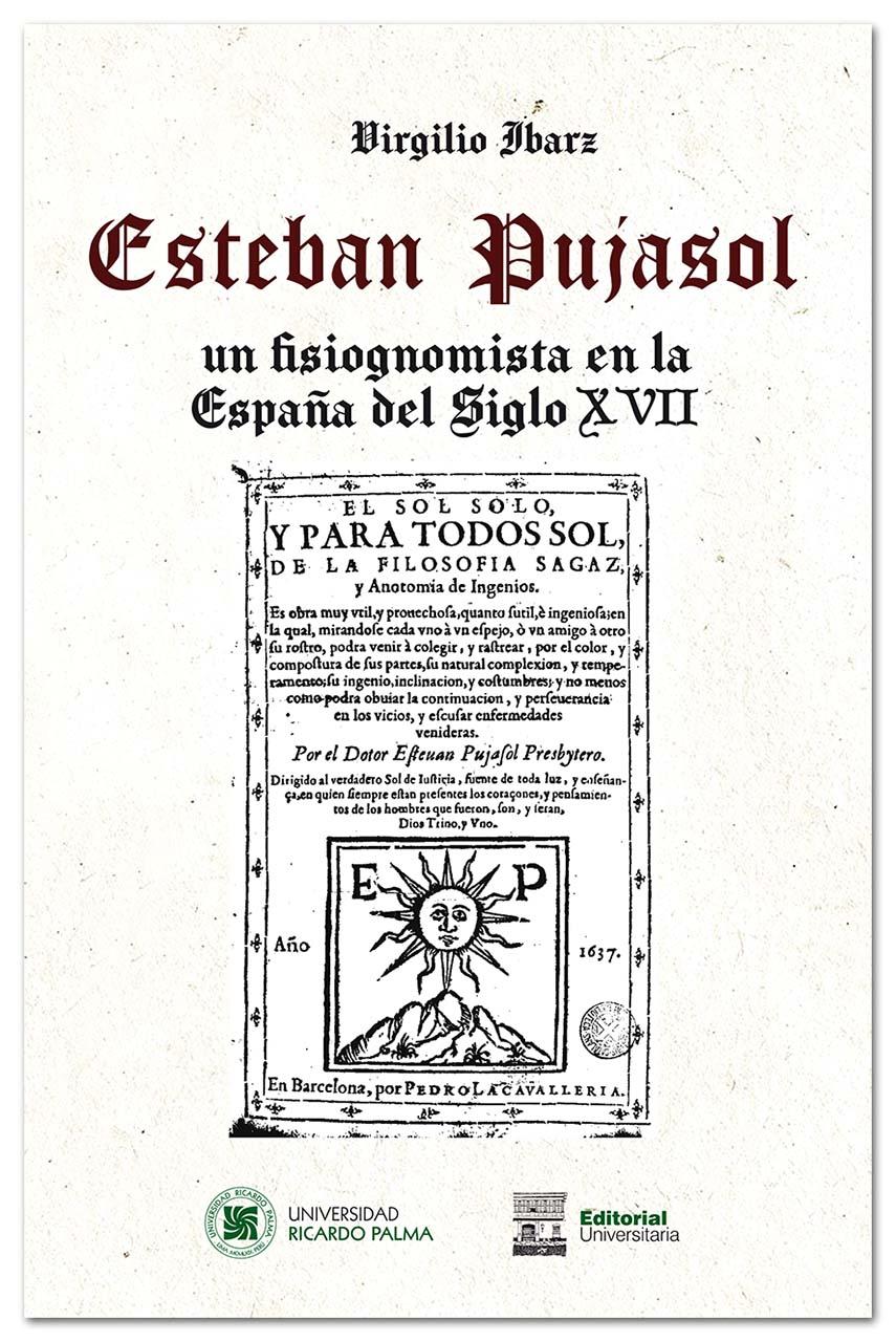 El fisiognomista fragatí Esteve Pujasol, editat a una universitat peruana
