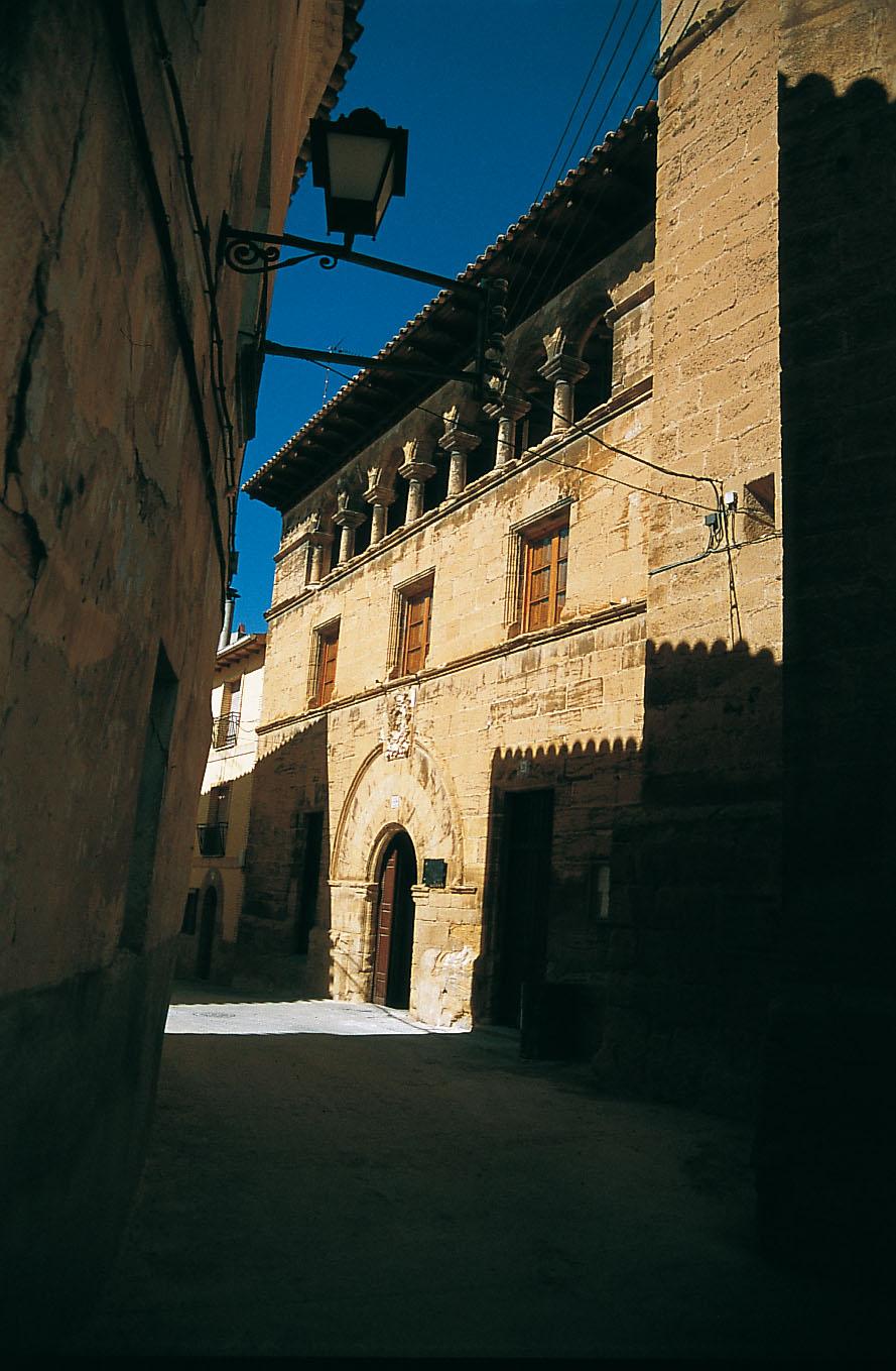 La Toscana aragonesa, Renaiximent local i un notari de la Codonyera*