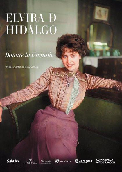 S'estrena a Saragossa un documental sobre Elvira de Hidalgo
