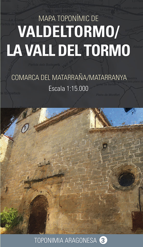 Publicada la 'Toponímia de la Vall del Tormo'