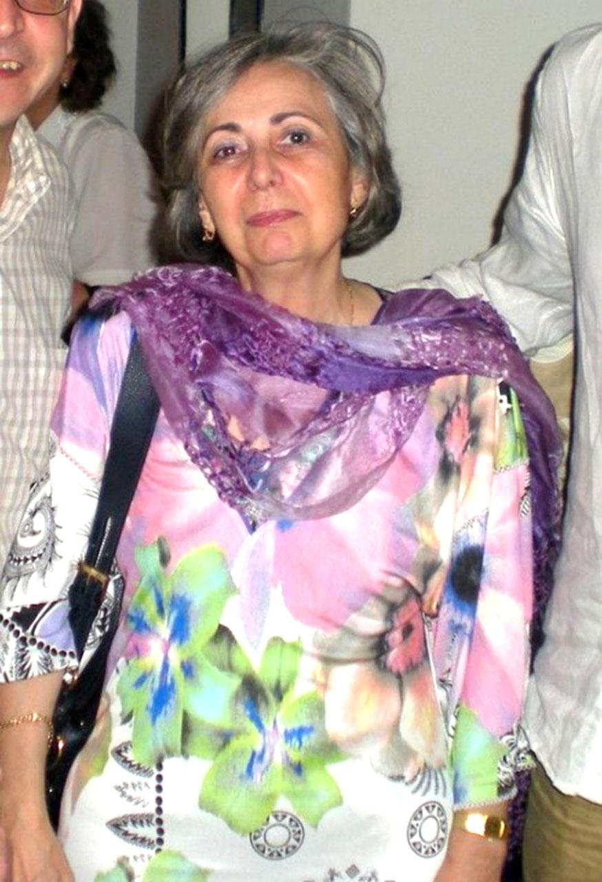 Maria Rosa Fort i Cañellas (1951-2021)