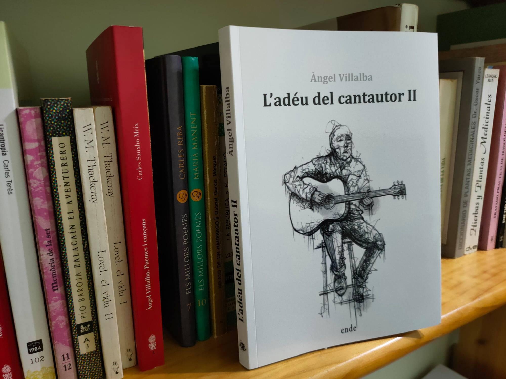 Nou poemari d'Àngel Villalba*