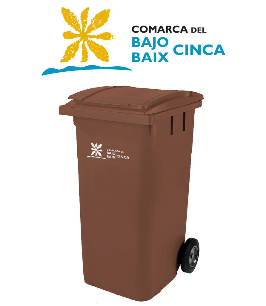 La Comarca inicia la recollida de residus orgànics*