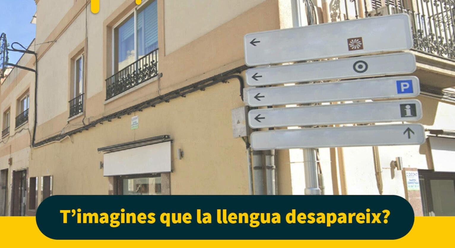 Preocupació per la davallada  de parlants habituals del català*