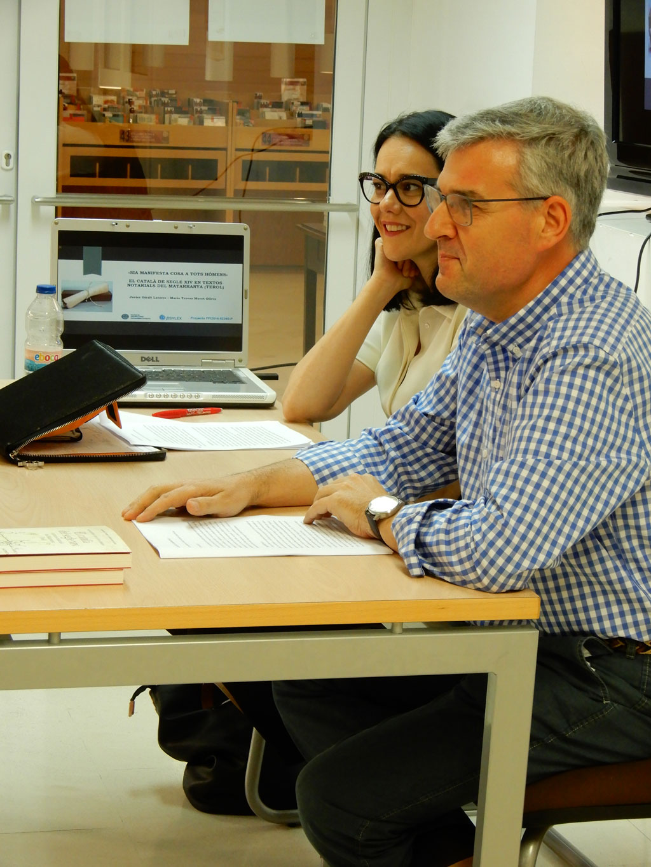 Recerca i divulgació del català  a la Universitat de Saragossa*
