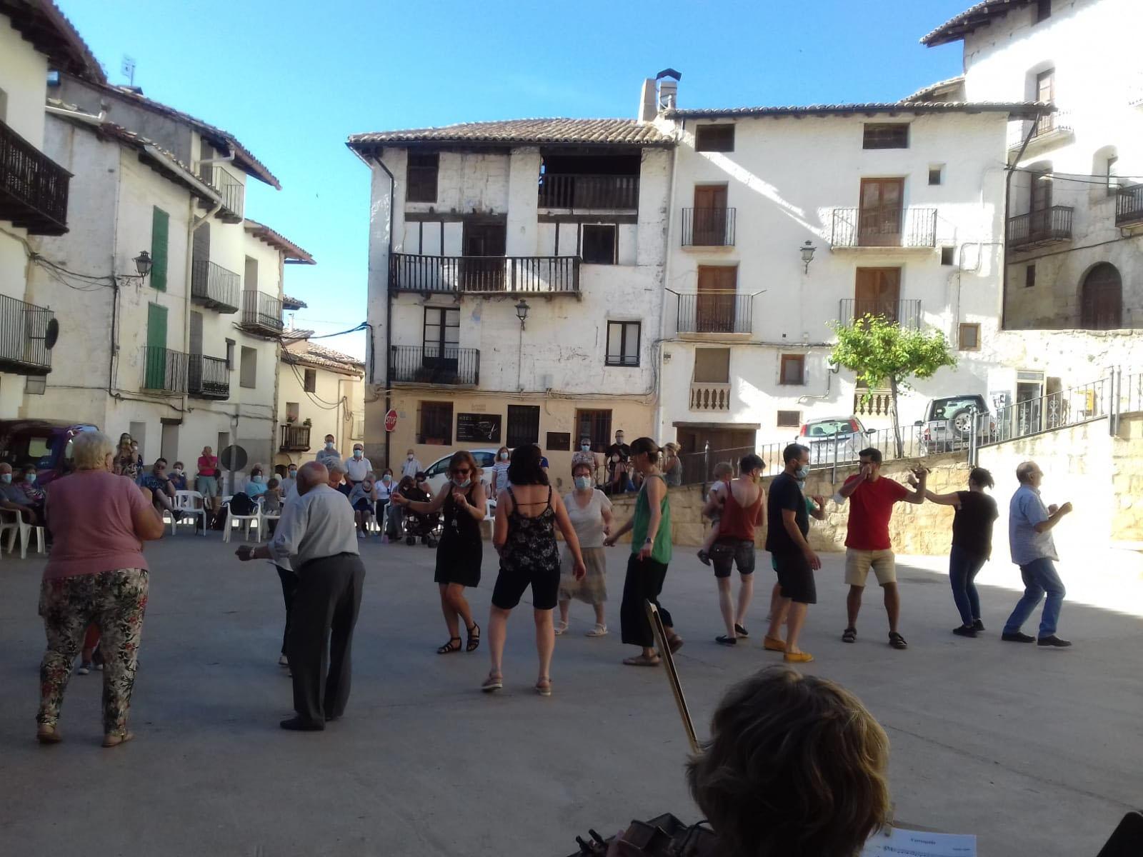 El «Campus Ebrefolk» arribe a l'Aragó