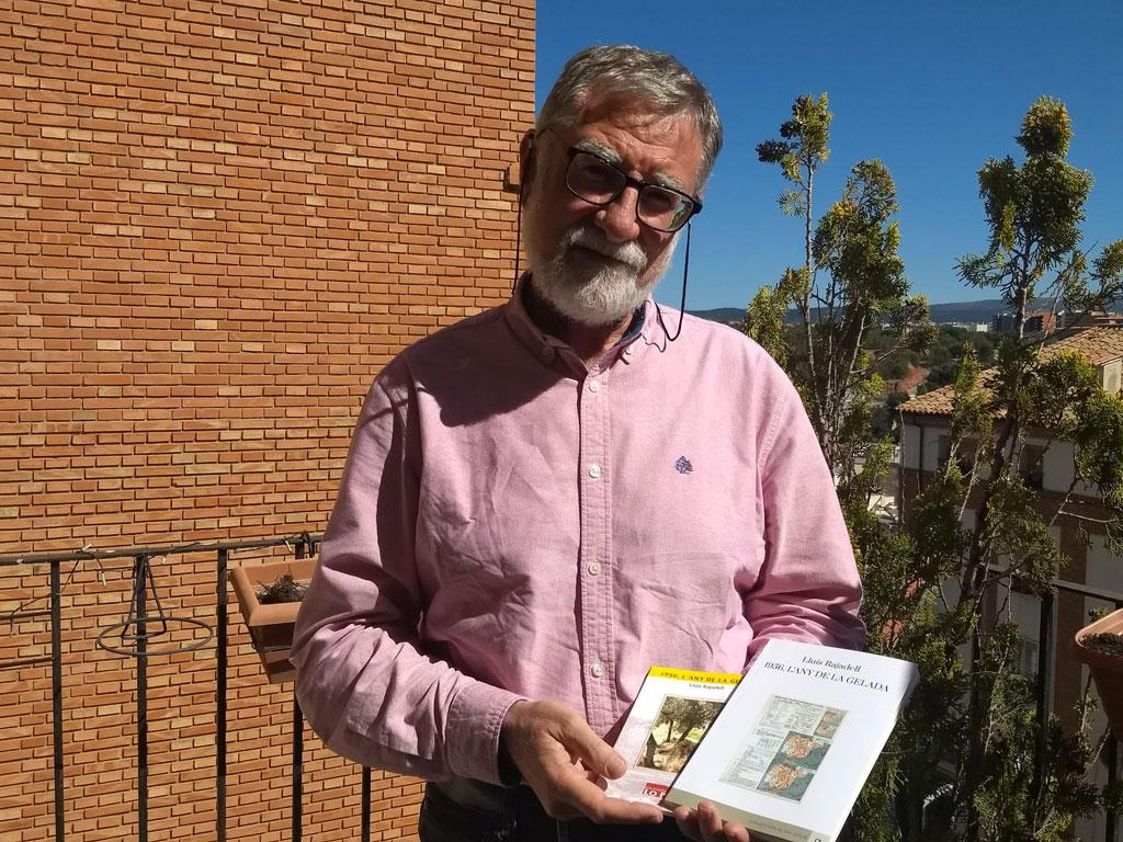 Lluís Rajadell, guardonat amb el Premi Guillem Nicolau 2021